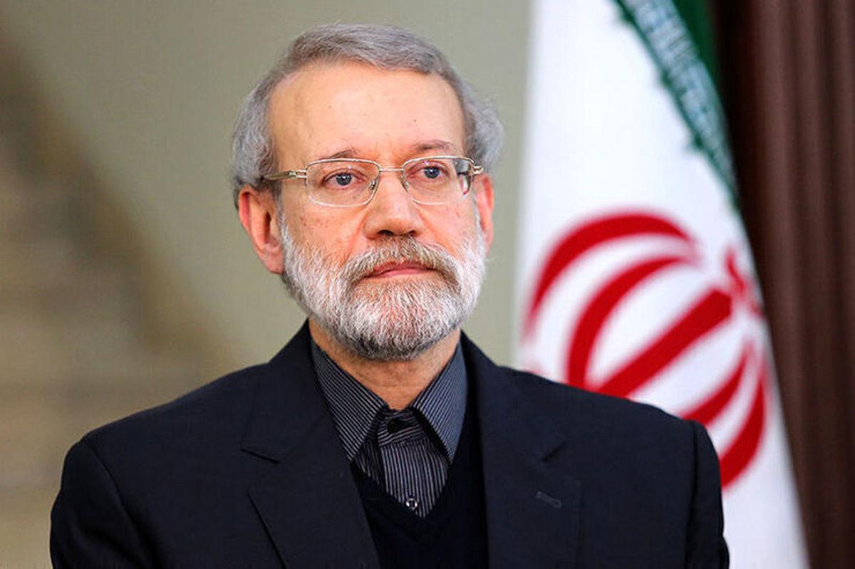 لاریجانی: اگر برجام مورد تایید رهبری نبوده چرا از رئیس مجلس تشکر کردند؟