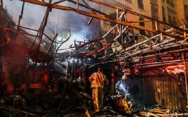 از پلاسکو تا سینامهر هیچچیز عوض نشد | بررسی آتشسوزی کلینیک سینامهر در شورای شهر تهران