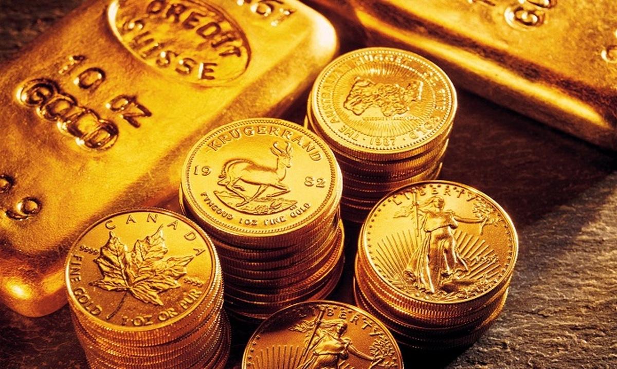 نرخ طلا جهانی؛ وسکه امروز ۲۰مهر