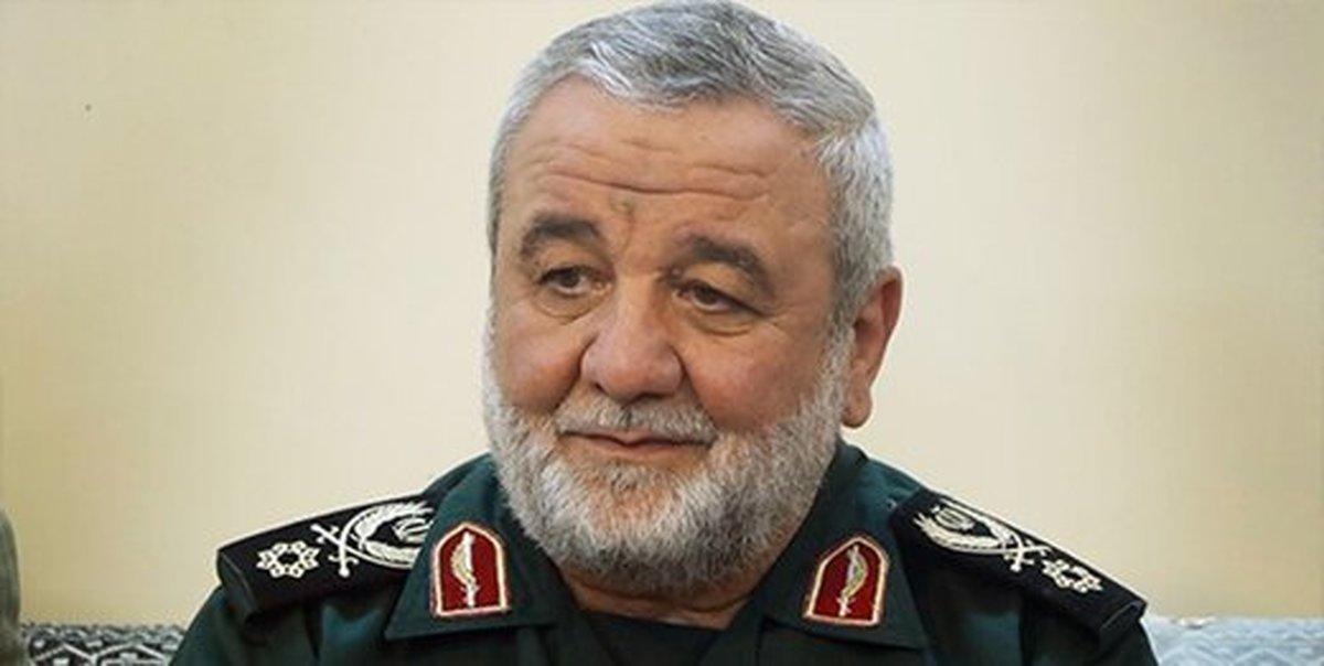 فرمانده سپاه ادعاهای جنجالی فتاح را رد کرد