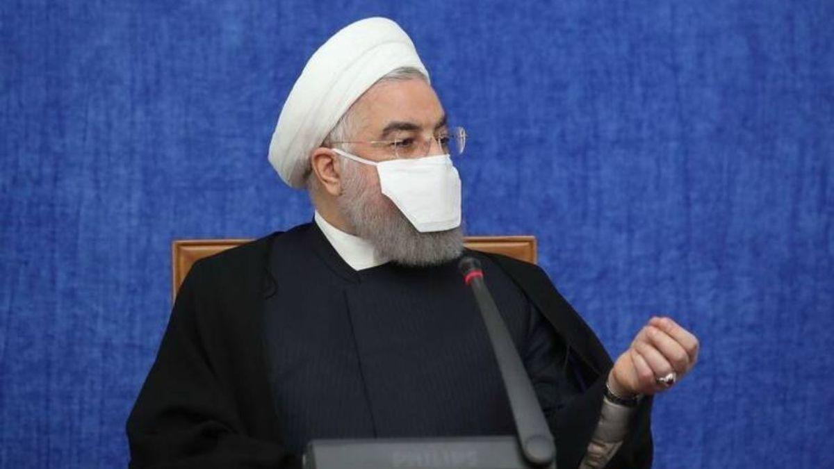روحانی: همان روزی که متوجه ویروس شدیم، به مردم اعلام کردیم