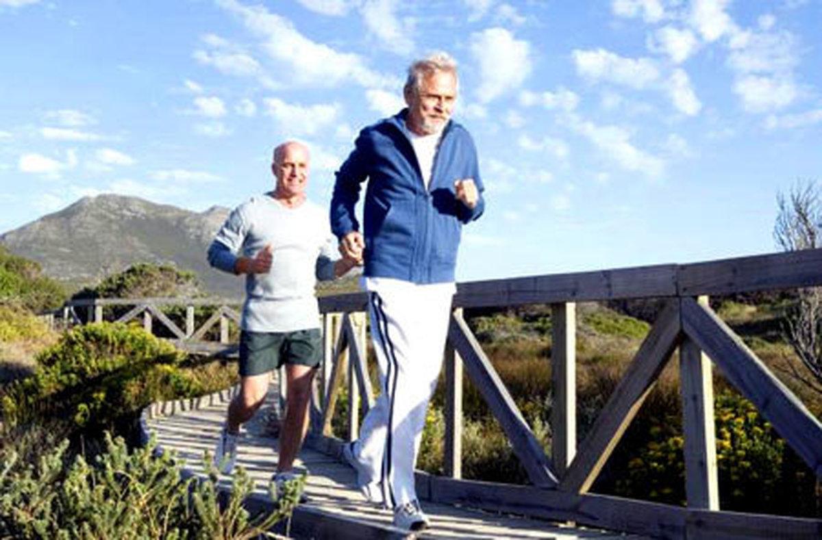 یک زندگی سالم پس از ۶۰ سالگی
