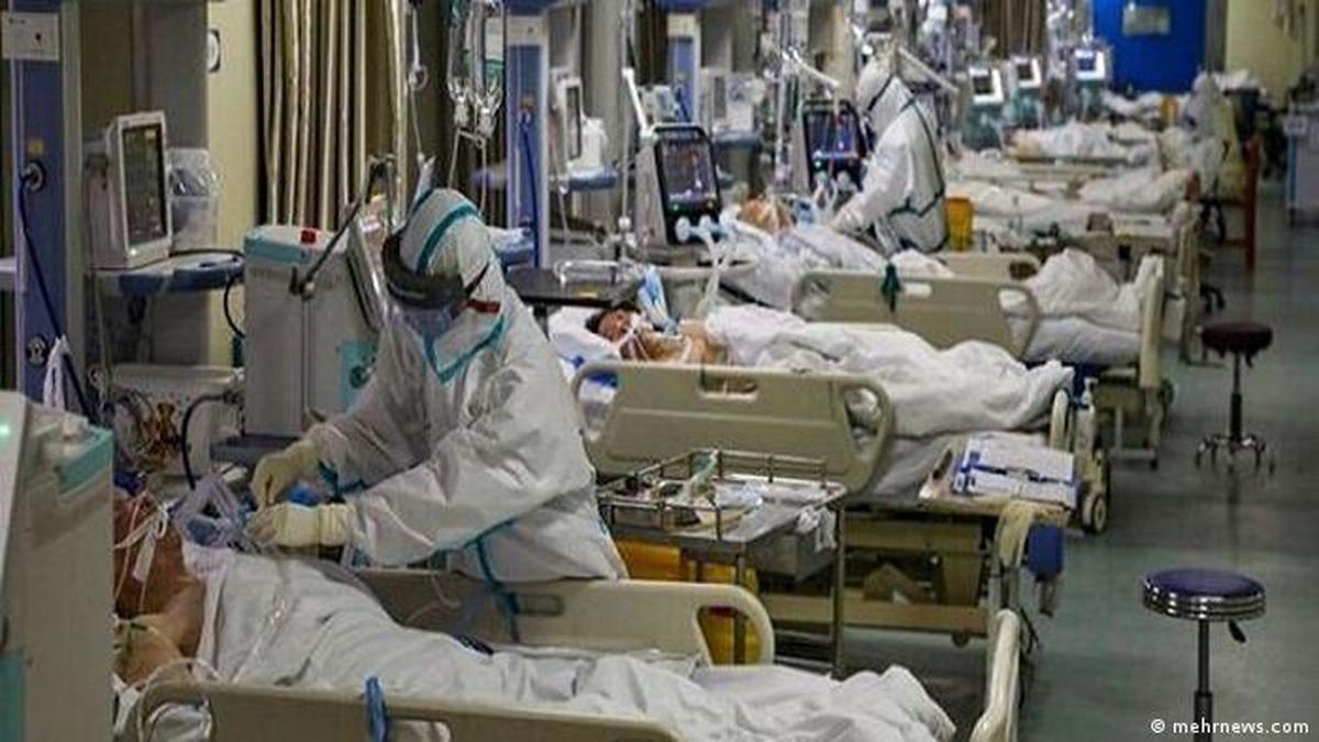 ۳۶۹ بیمار مبتلا به کرونا در مراکز درمانی زنجان بستری هستند