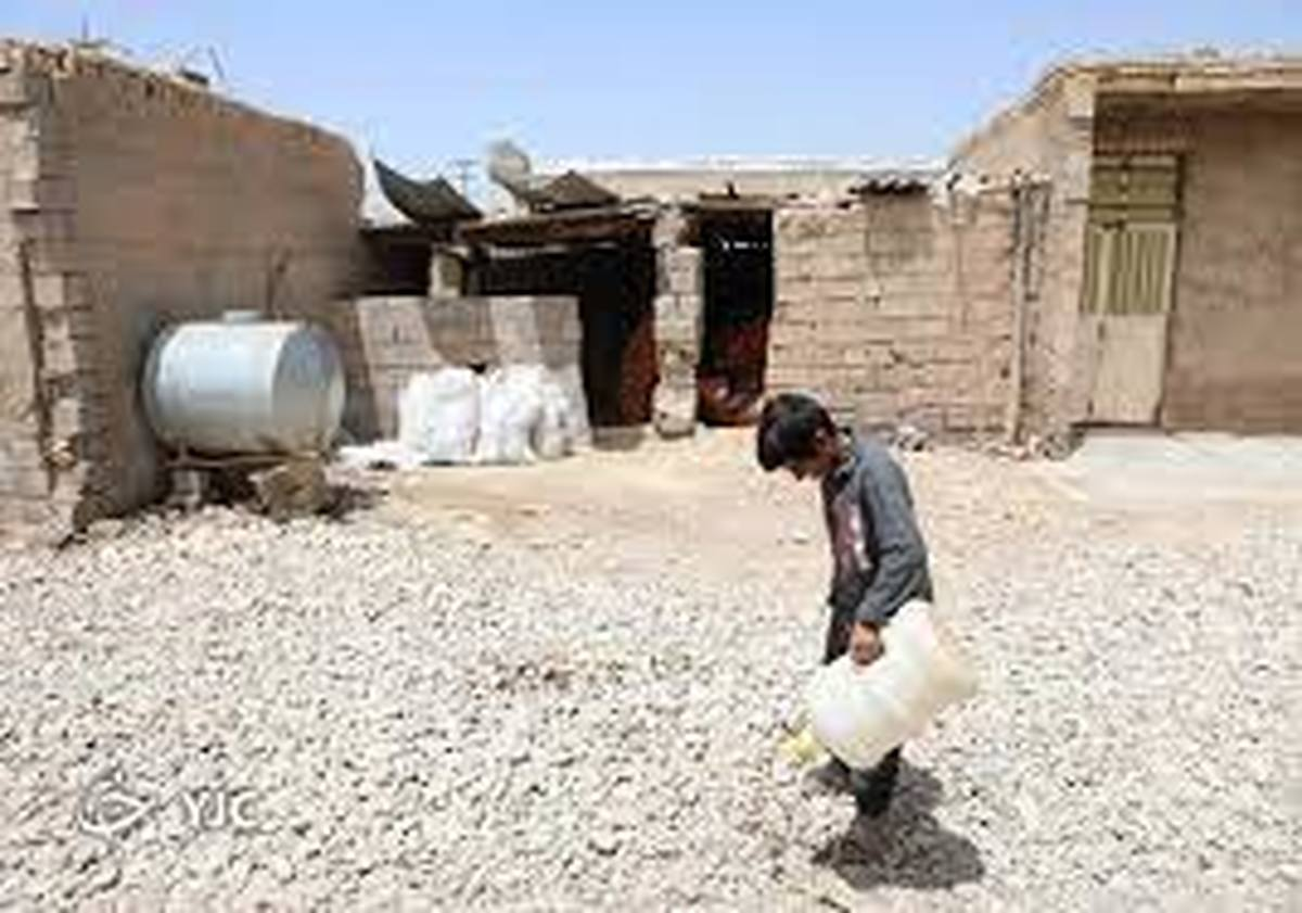 روستاهای آبادان تشنه اند