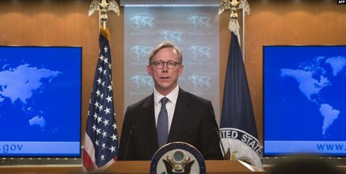 اظهارات جدیدی هوک: ایران به دلال اسلحه تبدیل خواهد شد