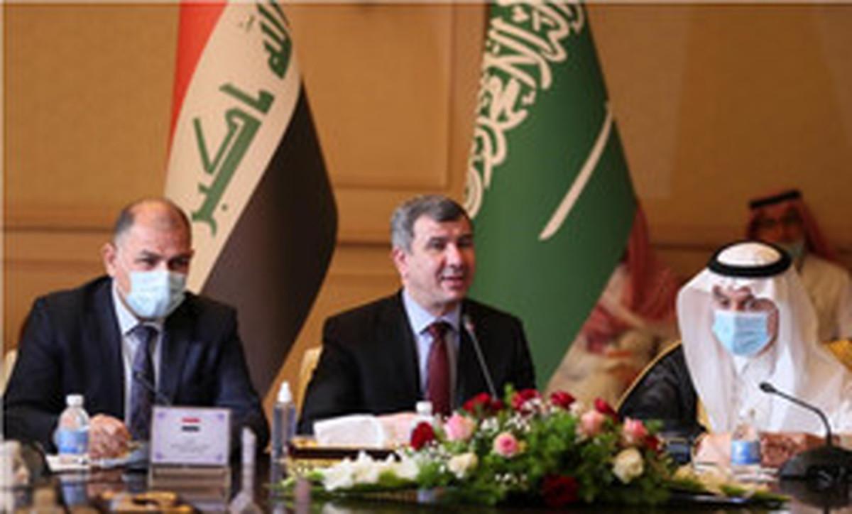 عراق و عربستان برای تقویت مناسبات در ۹ حوزه  توافق کردند.