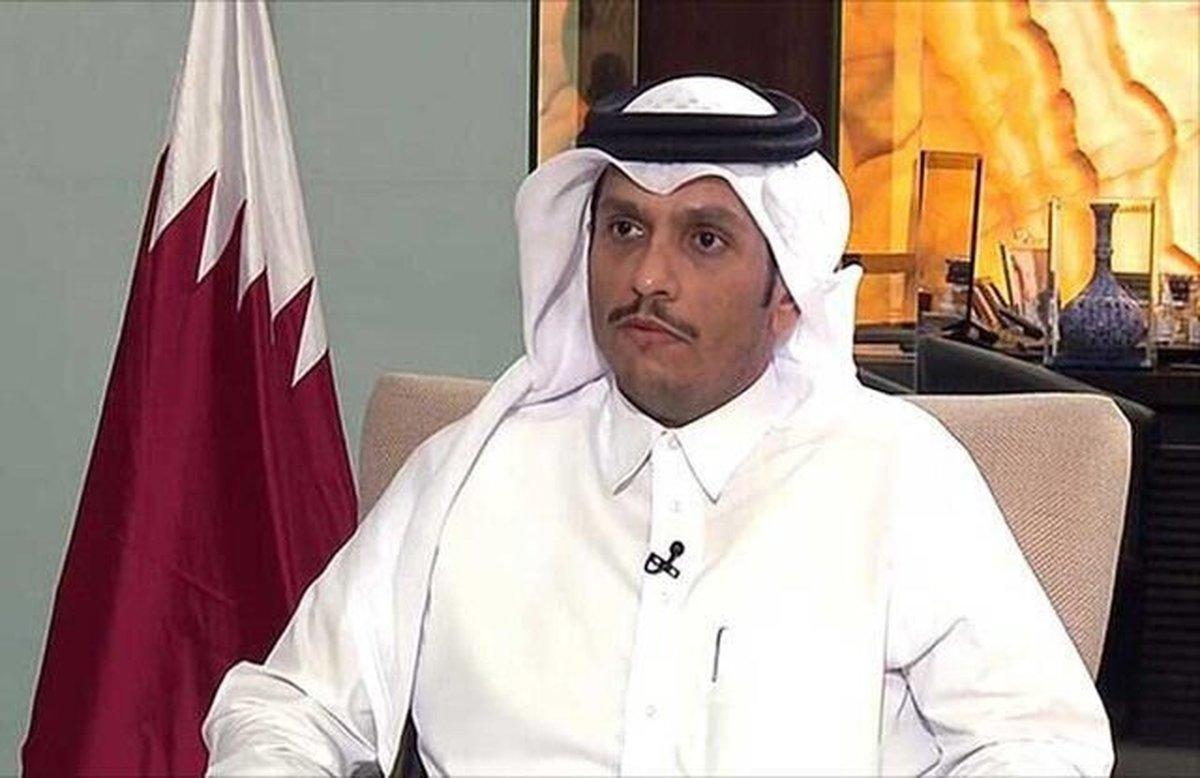 وزیر خارجه قطر به افغانستان سفر کرد