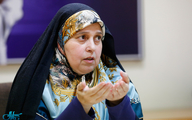 پروانه سلحشوری: صداوسیما چشم دیدن من را نداشت | به قول آقای روحانی یک دولت در سایه وجود دارد
