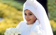 مراسم ازدواج لاکچری ساره بیات + عکس