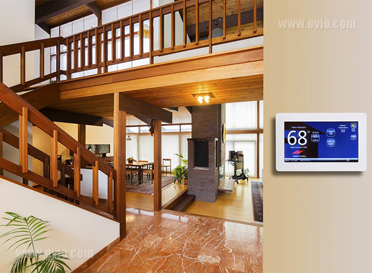 استاندارد خانههای هوشمند تا سال ۲۰۲۱ ارائه می شود