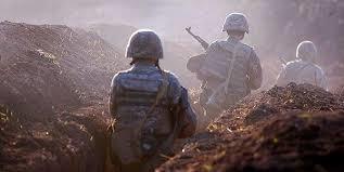 ارمنستان |  آذربایجان حمله دیگری را در خط تماس قرهباغ آغاز کرده است