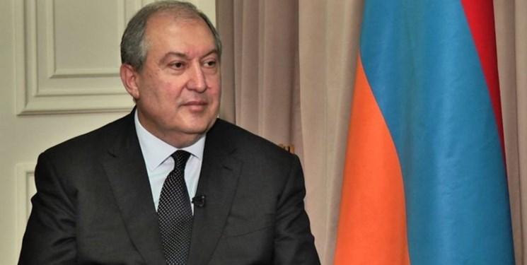 رئیسجمهور ارمنستان |  حوزه قفقاز در حال تبدیل به سوریه دیگر است