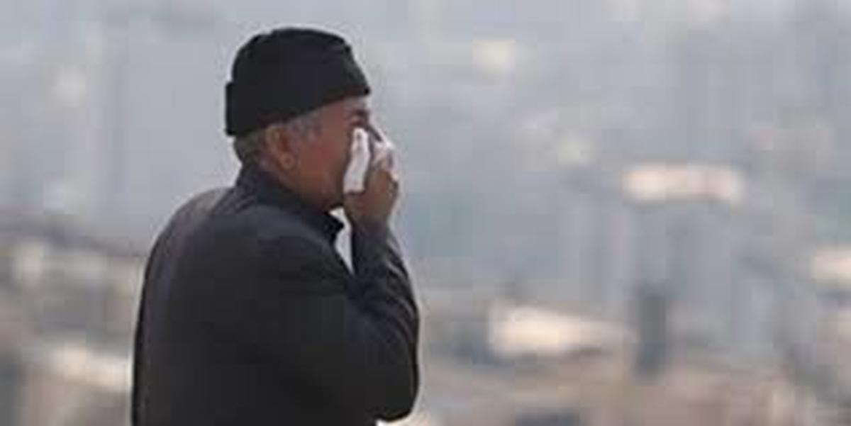 عوامل معضل بوی نامطبوع  تهران مشخص شد