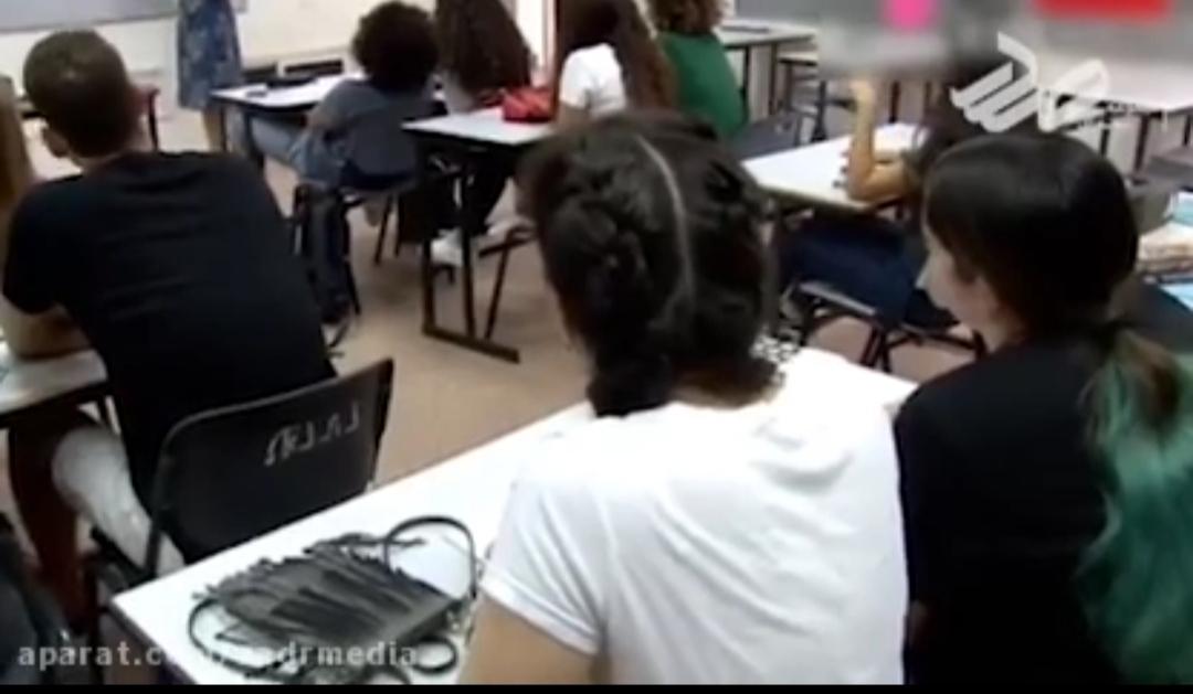 تعلیم ماموران آینده اسرائیل + ویدئو