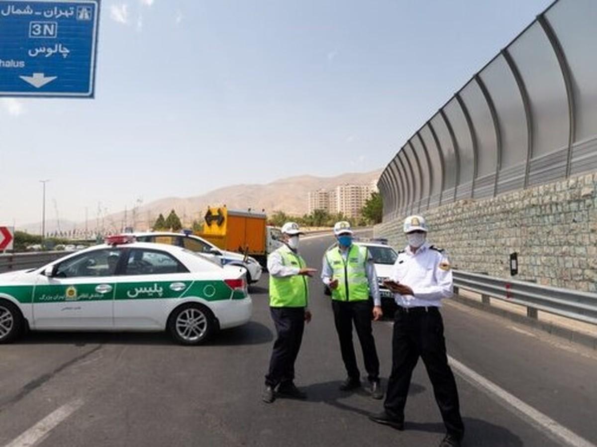 ورود به این استان برای خودروهای غیربومی کماکان قدغن است