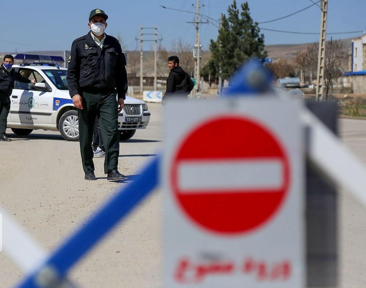 ممنوعیت تردد درون استانی شهر به شهر و شهر به روستا در هرمزگان