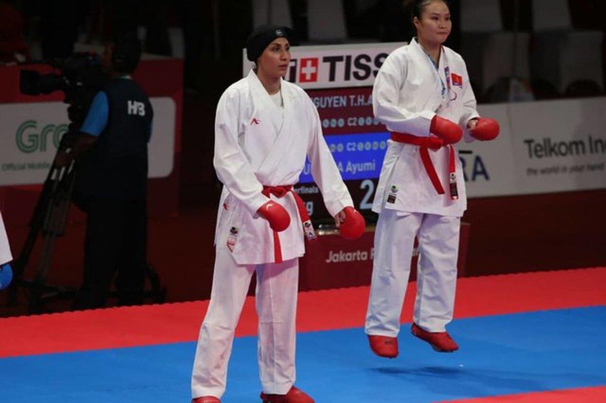 کاراته، آخرین امید برای ایران در المپیک