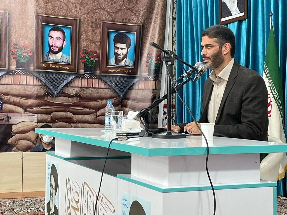 سعید محمد: انقلاب اسلامی باید دائم خود را پالایش کند