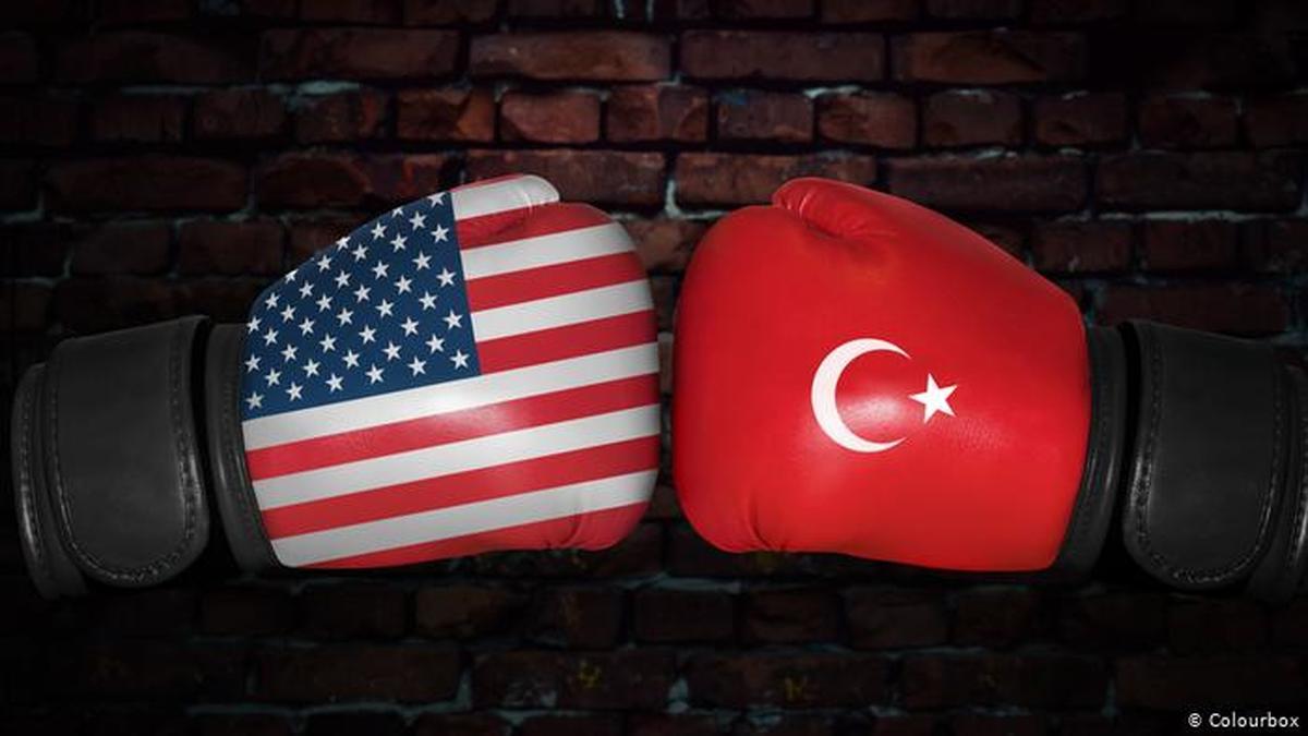 آمریکا به ترکیه هشدار داد