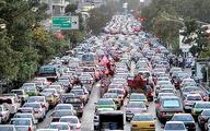 افزایش نامحسوس ترددهای بین شهری