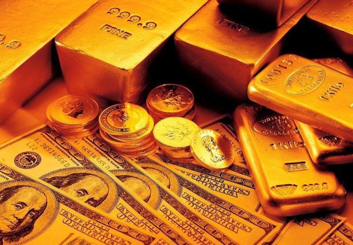 قیمت طلا، سکه و ارز ۱۴۰۰/۰۶/۲۹ | تداوم ریزش قیمتها در بازار طلا و ارز