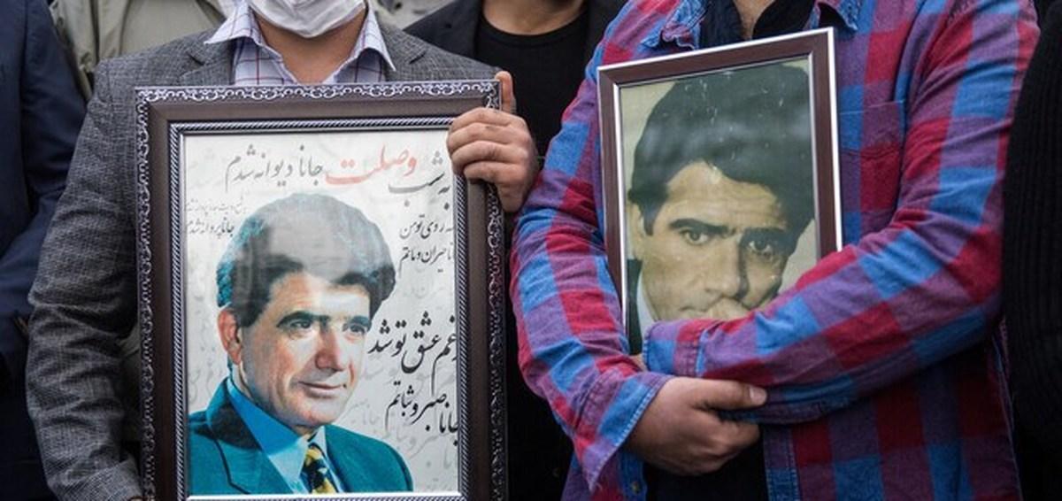 تصاویر استاد شجریان در شهر تهران اکران میشود