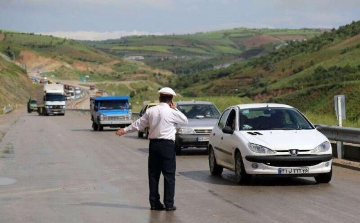 بازگرداندن ۸ هزار خودرو از جاده های شمال در ۳ روز گذشته