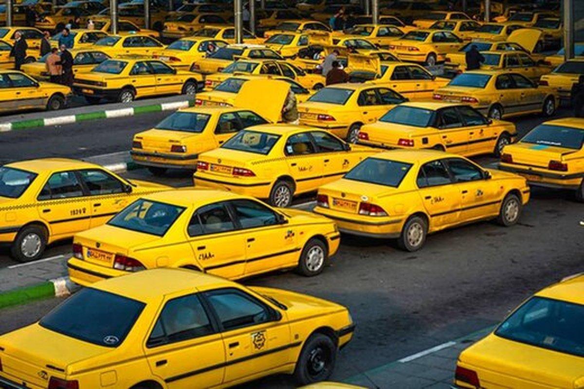 رانندگان تاکسی باید واکسینه شوند