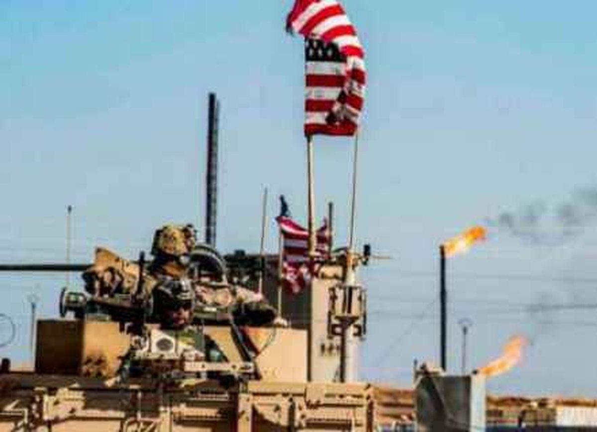 """""""اصحاب الکهف"""" مسؤولیت حمله به کاروان آمریکایی در جنوب عراق را برعهده گرفت"""