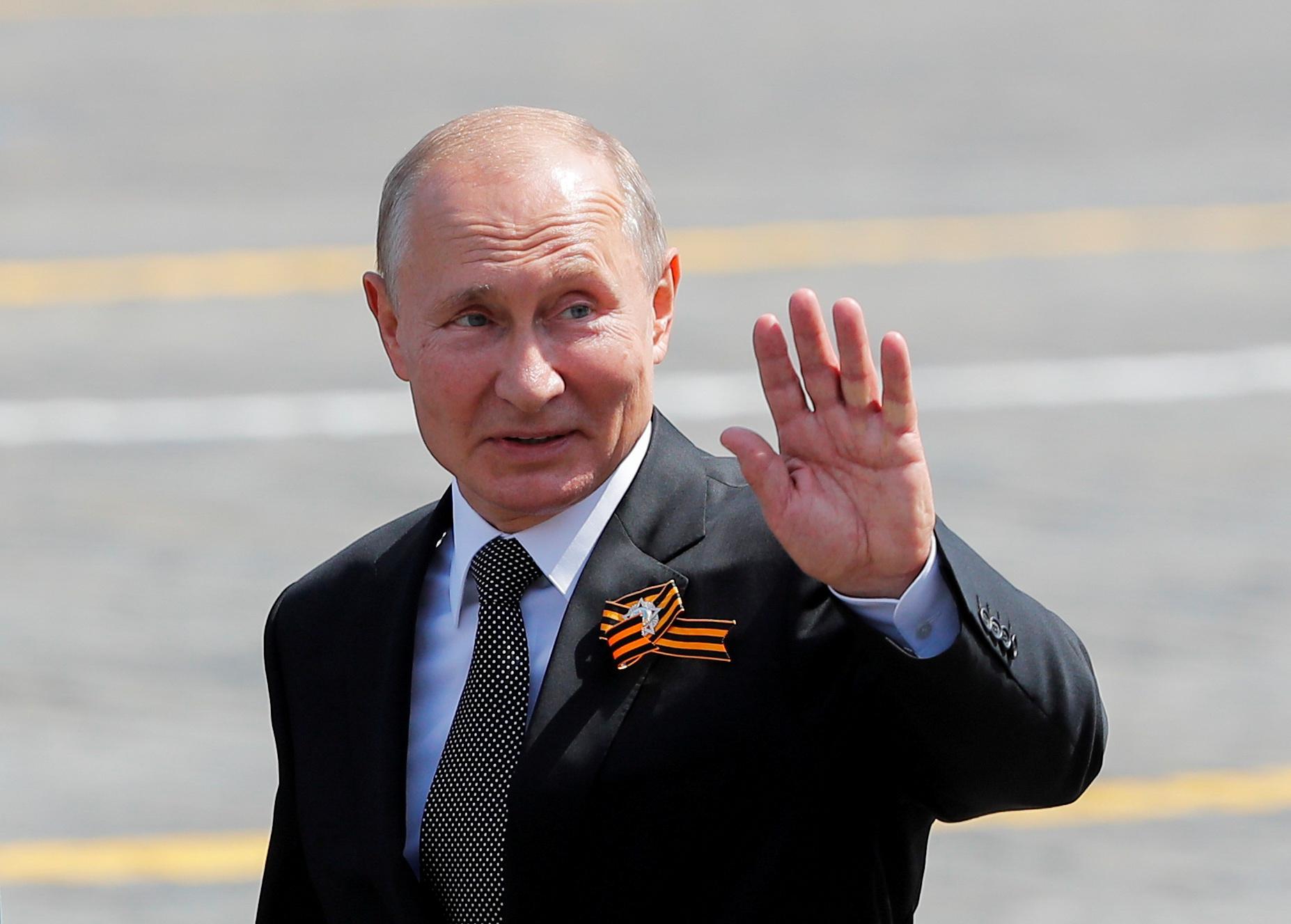آماده گفتگو با رئیس جمهور اوکراین در مسکو هستم