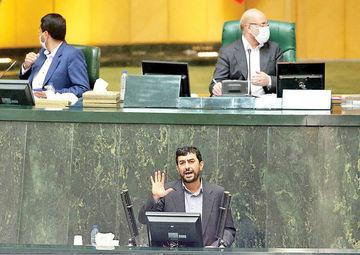 نقد مدرس در صحن مجلس | ممنوعیت واردات ۲۵۰۰ ردیف تعرفه