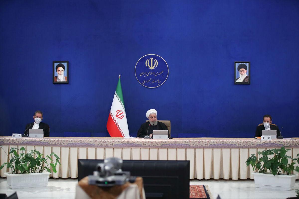 اقدامات عجیب دولت      آقای روحانی ۸ سال کشور را به خرابهای تبدیل کرد
