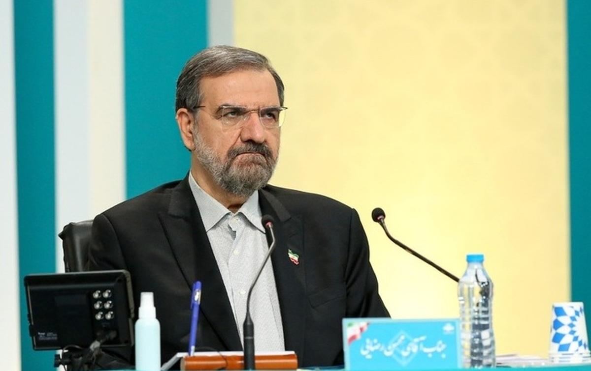 محسن رضایی برنامه اش را تحویل رئیسی داد  برنامه اقتصادی محسن رضایی دست رئیسی رسید