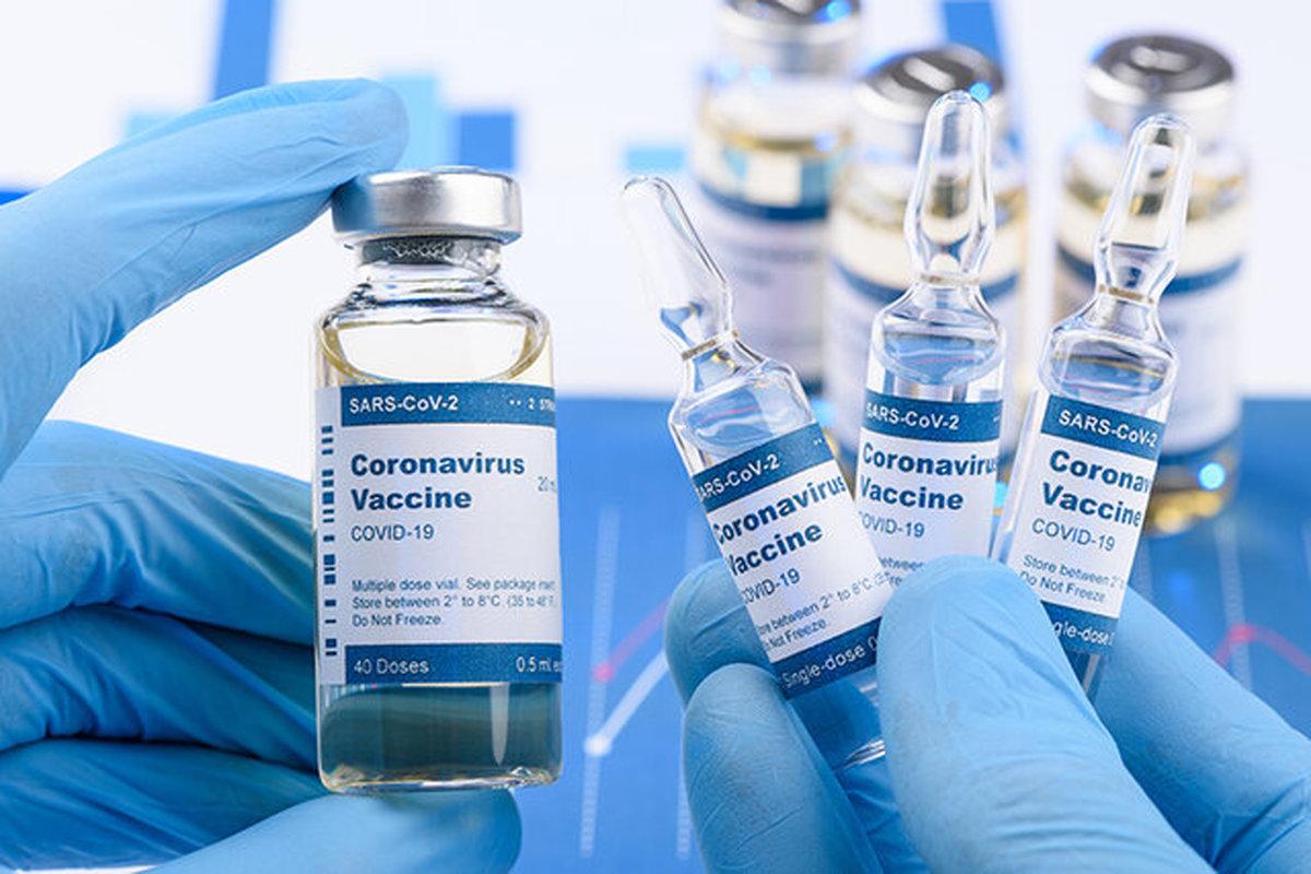 تعداد واردات واکسن به ۵۵ میلیون دُز رسید