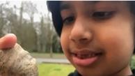 کشف فسیل ۴۸۸ میلیون ساله توسط کودک ۶ ساله