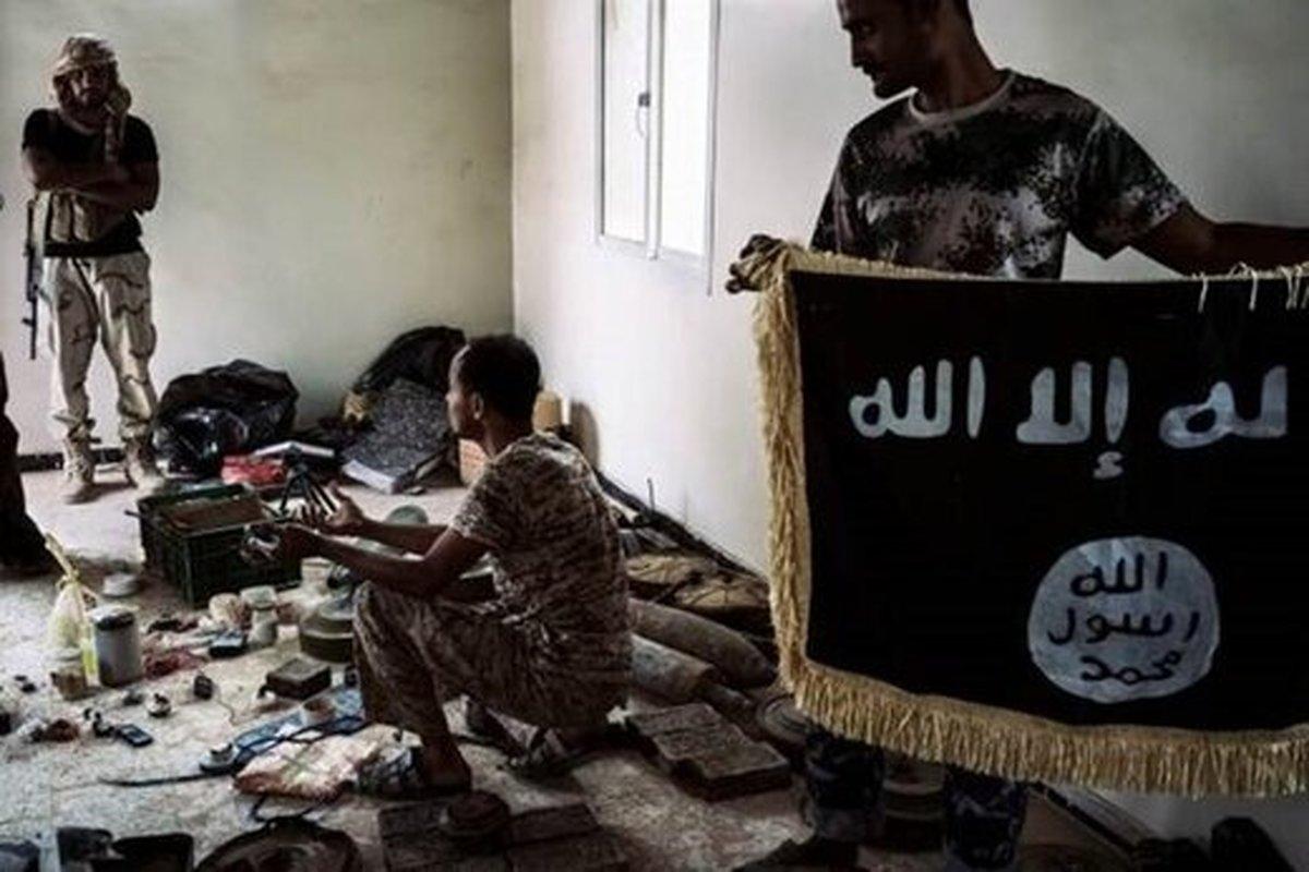 حضور۷۰ هزار تروریست داعشی در مناطق مرزی سوریه