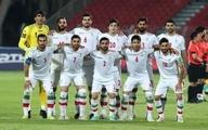 صعود تیم ملی فوتبال ایران به رده سوم گرانقیمتترین تیمهای آسیا
