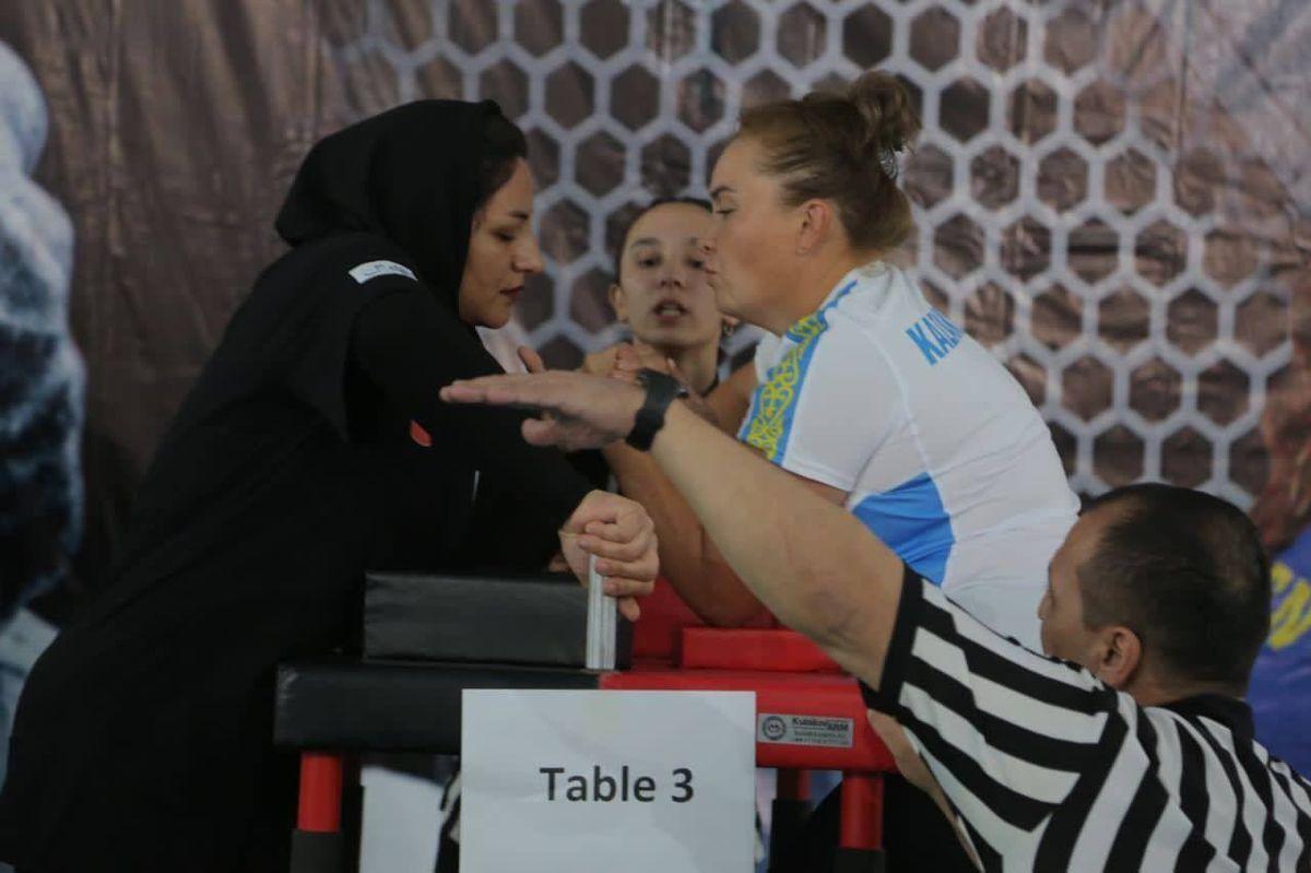 کسب مدال ۴ بانوی ایرانی در مسابقات مچ اندازی آسیا