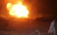 انفجار خط لوله گاز مصر-اسرائیل توسط مردان مسلح ناشناس