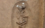 کشف گورهای باستانی عجیب در مصر