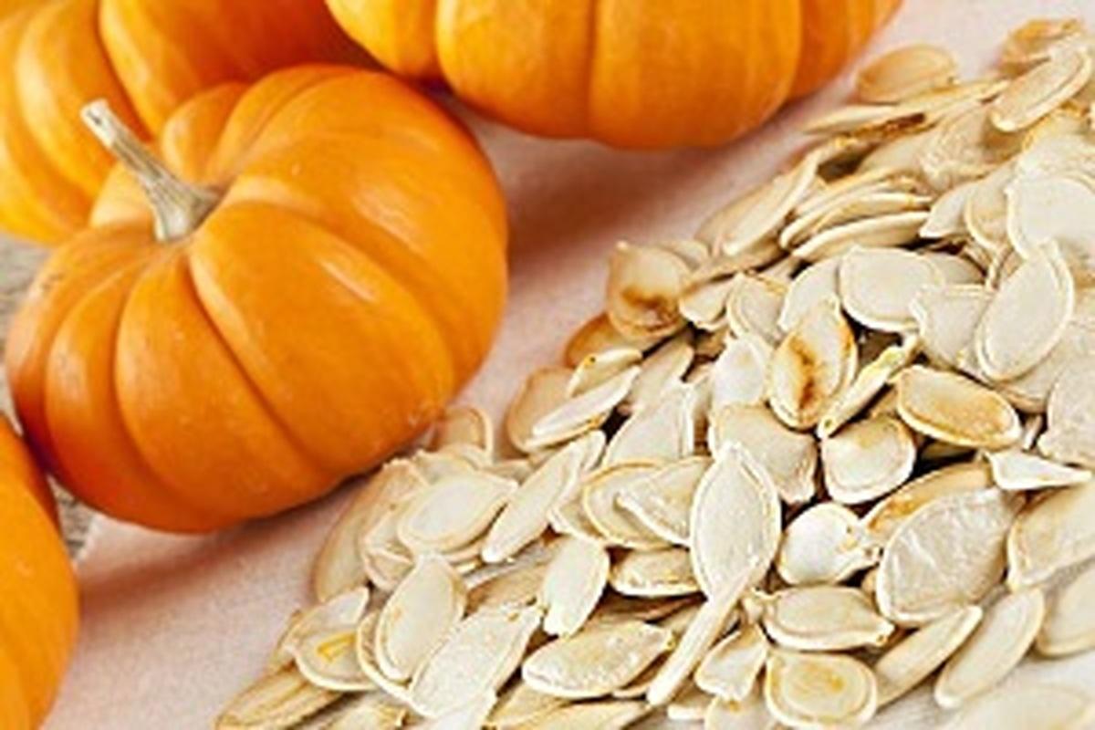 چندین مزیت  دانه کدو تنبل برای سلامتی بدن