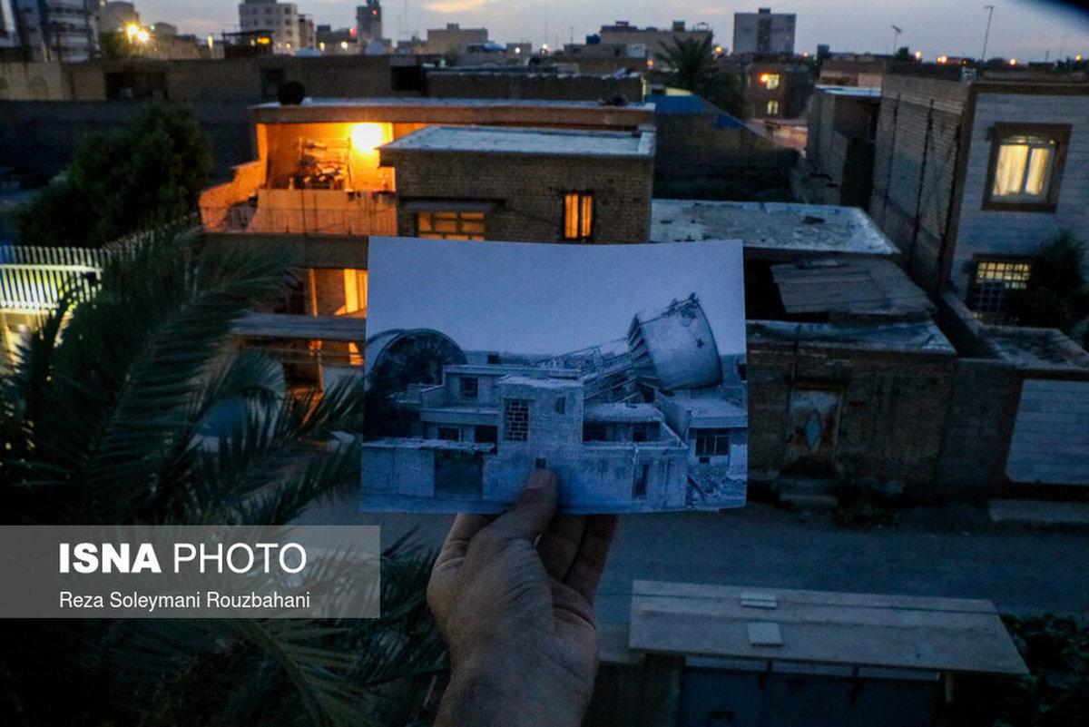 """. مجموعه تصاویر خرمشهر در گذر زمان"""""""