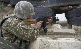 جمهوری باکو: سرباز اسرائیل