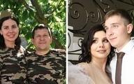 اینفلوئنسر ۳۵ ساله روس با پسر ۲۰ ساله همسر سابقش ازدواج کرد.