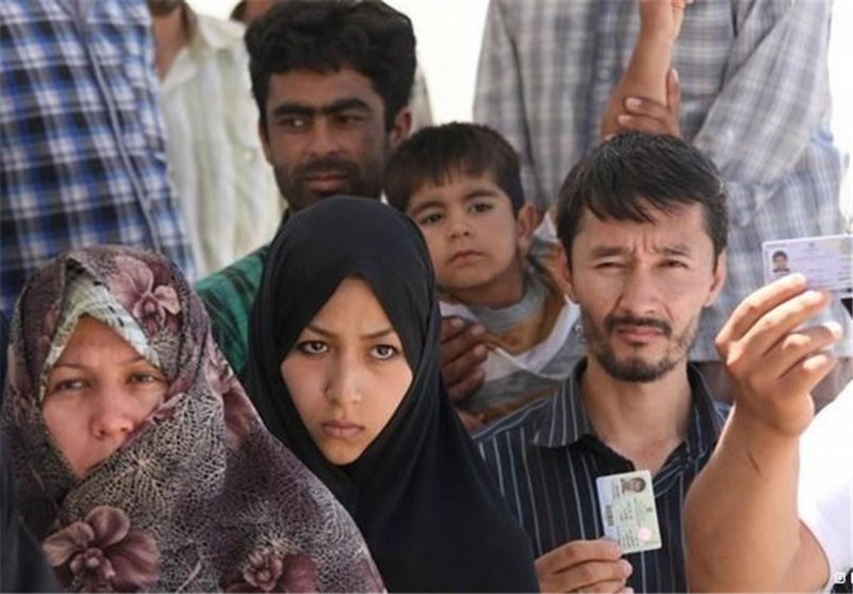 بیشترین اتباع خارجی ساکن در ایران به تفکیک کشورها