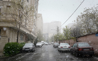 شروع سرما و بارندگی در این استانها