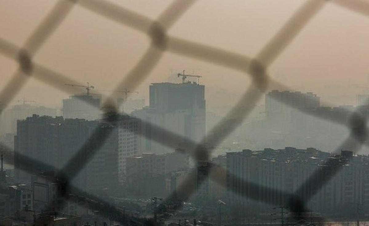دهمین شهر آلودهی جهان تهران شد!