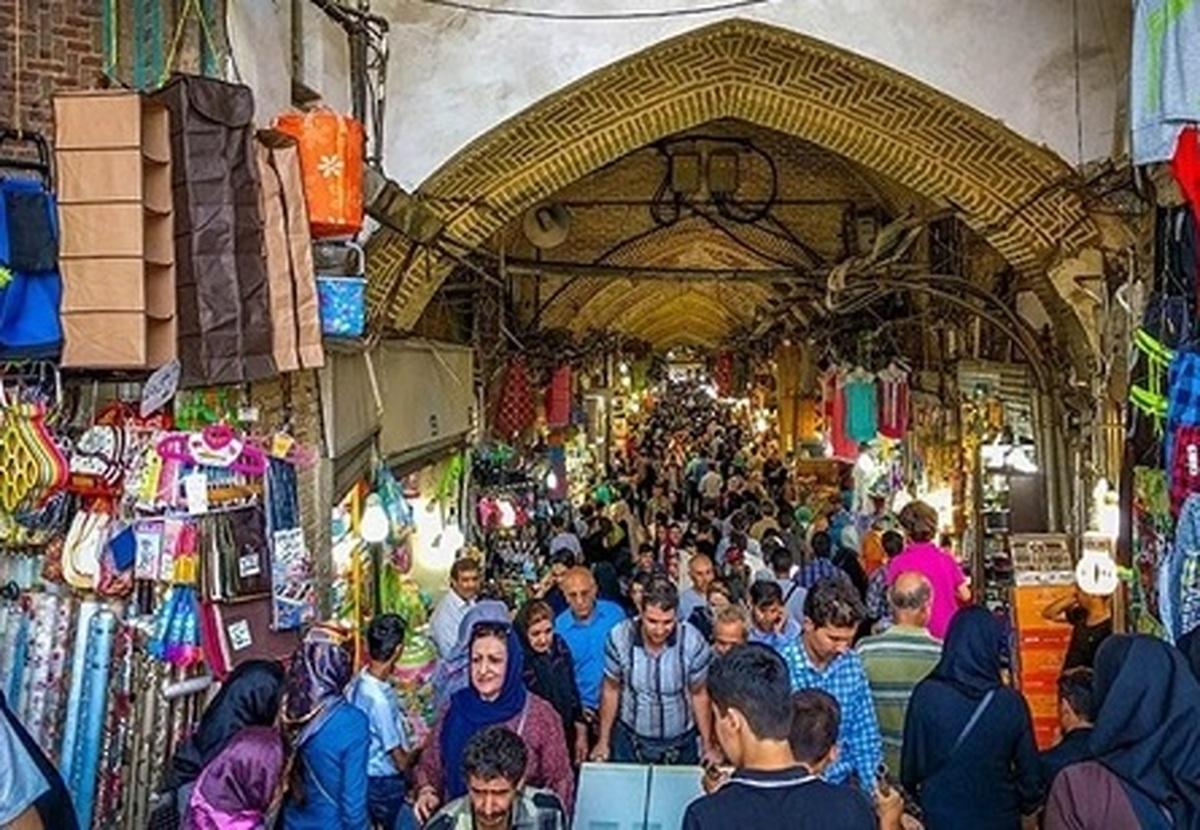 عراقی ها با ریال ایرانی حال می کنند| عطش عراقی ها برای خرید از بازار ایران