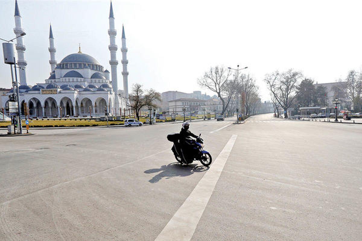 ترکیه تعطیل میشود | تغییر فاز مهار کرونا به «قرنطینه سراسری»