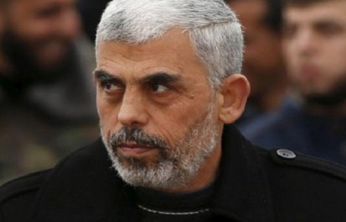 اولین حضور السنوار در بین مردم از زمان جنگ اخیر در غزه